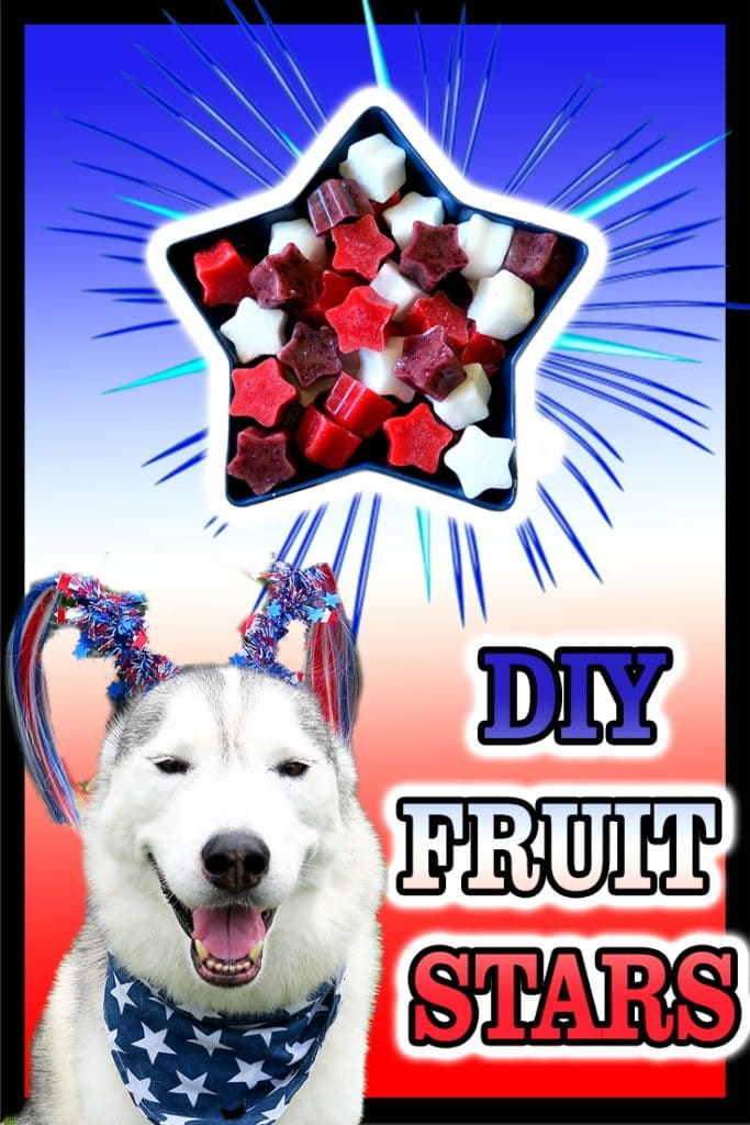DIY Patriotic Fruit Stars