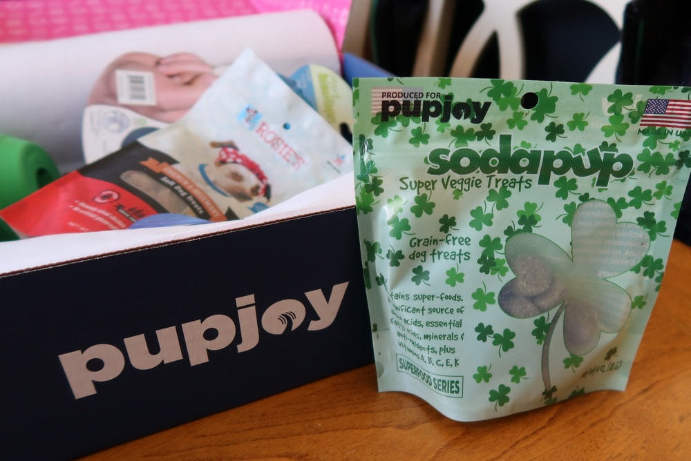 Pupjoy Box Unboxing and Review